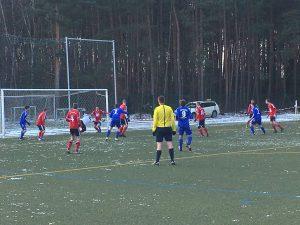 Heimsieg!!! 10:2 gegen Havelberg
