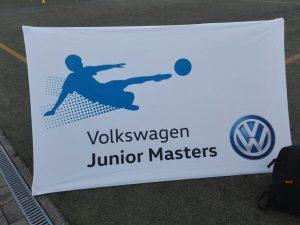 D-Jugend beim Volkswagen Junior Masters in Magdeburg